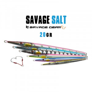 Savage Gear Needle Jig 20gr