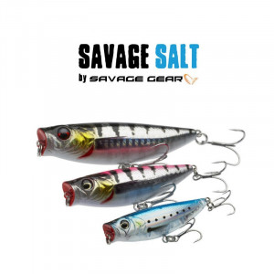 Savage Gear 3D Minnow Pop Walker 80mm