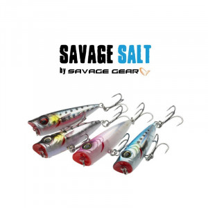 Savage Gear 3D Minnow Popper 43mm