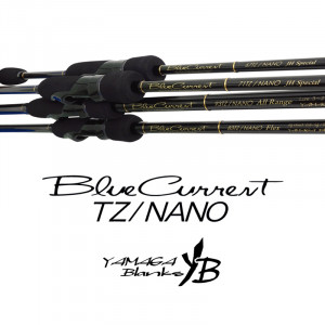Yamaga Blanks BlueCurrent TZ/NANO