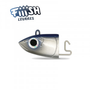 Fiiish Black Minnow No5 160mm Jighead 60g Off Shore SPECIAL EDITION