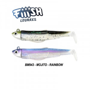 Fiiish Black Minnow No3 120mm Search Combo 18g Mojito - Rainbow