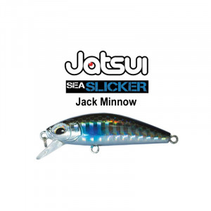 Jatsui Jack Minnow 50mm
