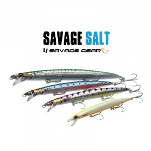 Savage Gear Sandeel Jerk Minnow 145mm Slow Floating