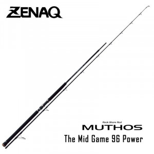 Zenaq Muthos The Mid Game 96 Power