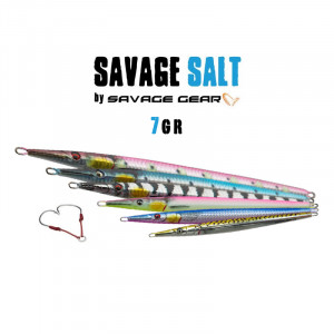 Savage Gear Needle Jig 7gr