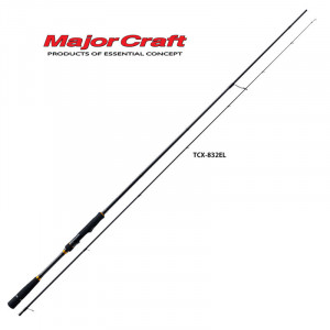 Majorcraft Triple Cross Eging Tubular