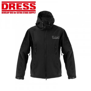 Dress Tactical Jacket Black